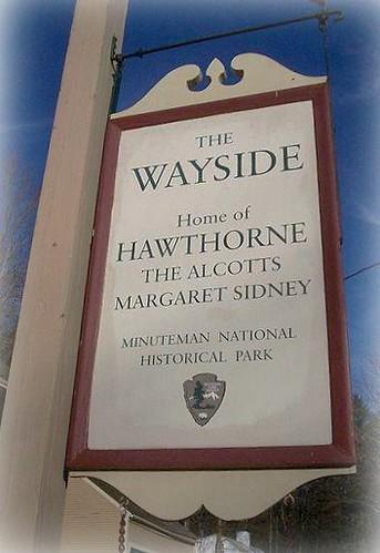 The Wayside Signage