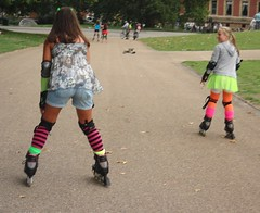 wobbly roller girls
