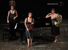 PIANISTA ANTIGRAVITAZIONALE (Iwonder media) Tags: music concert live concerto musica trio triskelion classica iwonder musicaclassica iwondermedia triskeliontrio