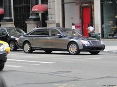 Maybach (K.Koniotis Photography (@ninoscy)) Tags: new york city usa cars square manhattan soho broadway exotic times supercars maybach ninos