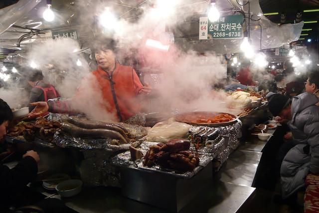 首爾 廣藏市場