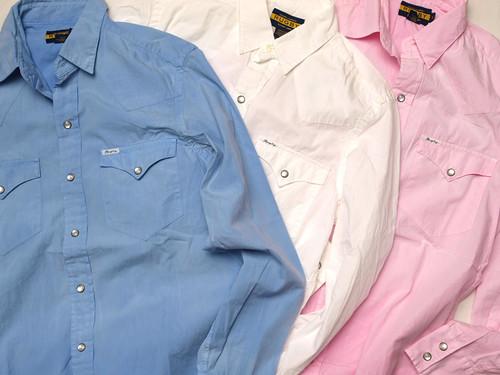 Rugby / Sun-Faded Western Shirt