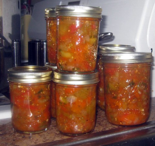 Heirloom Salsa