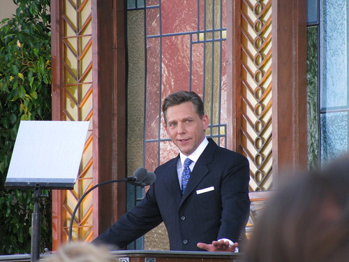David Miscavige Church of Scientology Pasadena