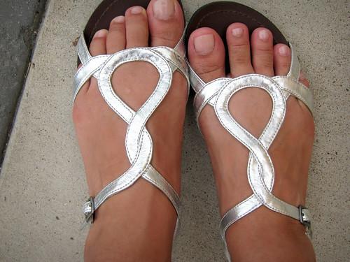 silversandals