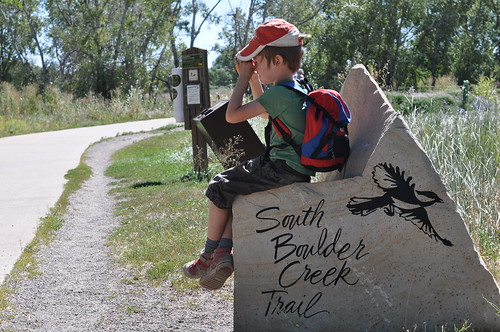 South Boulder Creek Trail