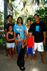 Ramone, Ling- Ling and Family