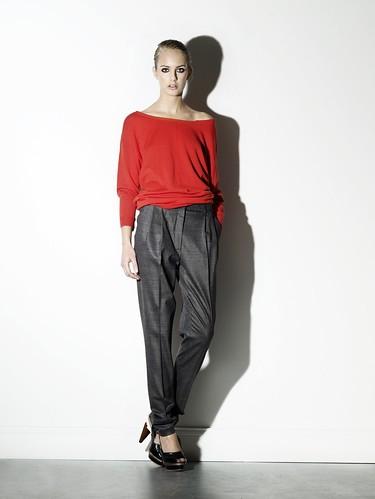 Moda mujer otoño-invierno 2010-2011, ropa para mujer House of Dagmar