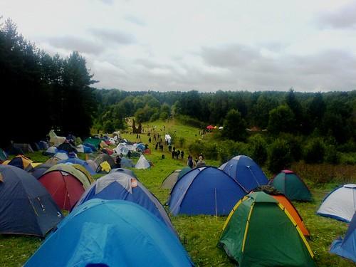 MJR stovykla