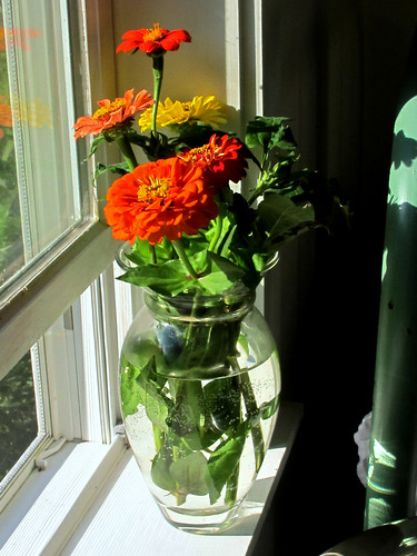 flower cutting -vase 1
