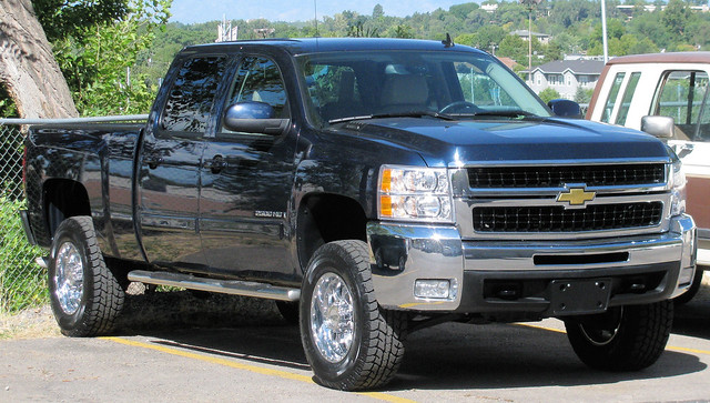 blue chevrolet truck 4x4 pickup chevy silverado 2008 americanmade fourwheeldrive vortec 34ton 60lv8 k2500hd 60lvortec