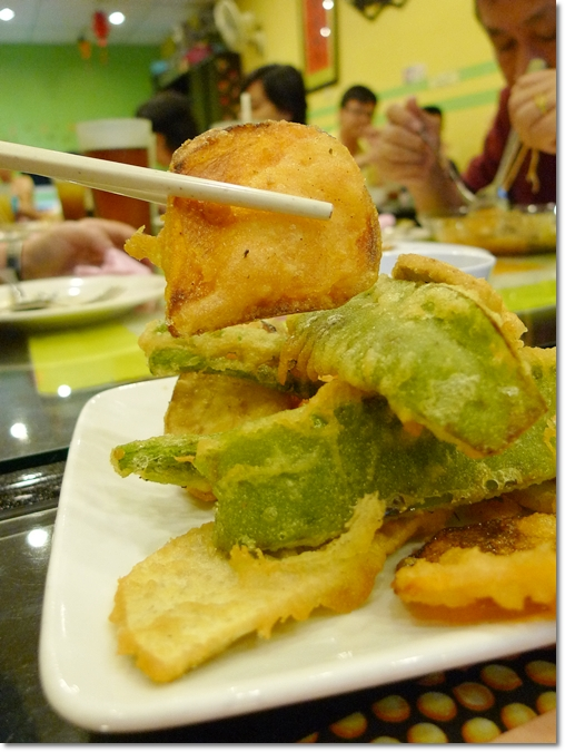 Mixed Vegetables Tempura