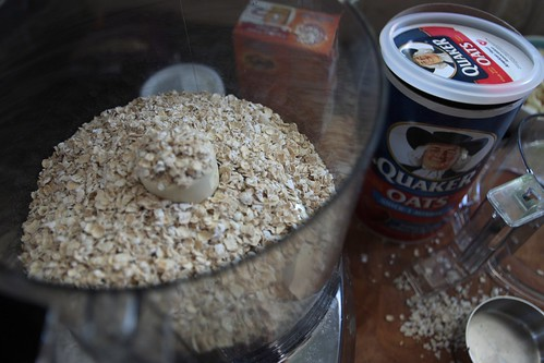 pusling oats!
