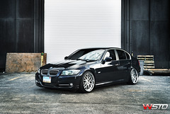 BMW E90 LCI with 19 inch Modulare Forged M14 Wheels (Driven Media - Johan Lee) Tags: 3 wheels bmw piece forged m14 e90 lci modulare wheelsto wsto