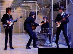 Rock Band (Beatlegeek) Tags: fab england music love rock liverpool john paul four george harrison band beatles lennon ringo mccartney starr