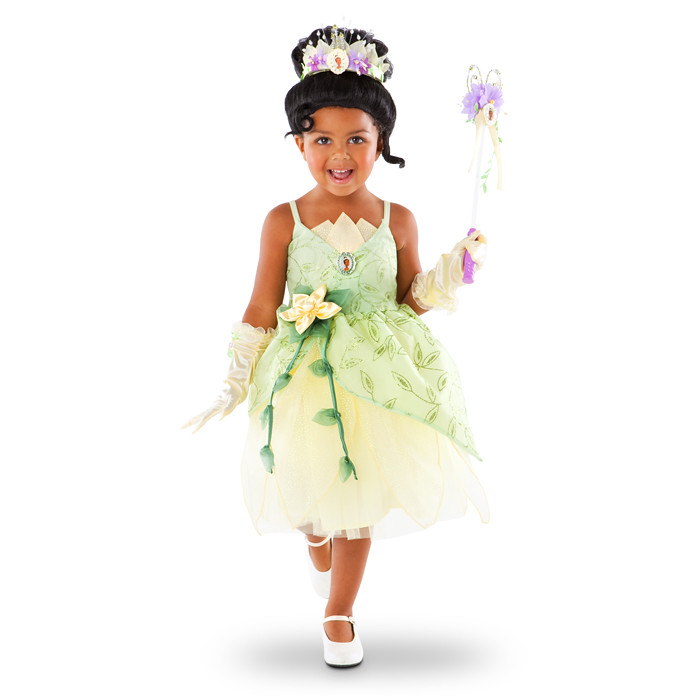 Princess Tiana Outfit: Halloween 2010, Part 2: Disney Parks Authentic Costumes