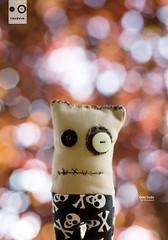 Odd 11/30 (Morphicx) Tags: autumn dolls bokeh odd 50mmf14 japanesecherry ilovebokeh odddolls morphicxdesigns
