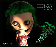 Helga La Vampira