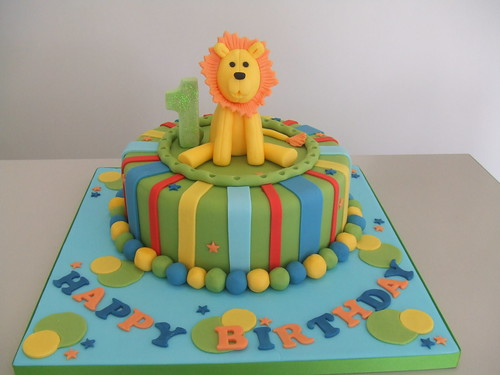 CAKE birthday lion a photo on Flickriver