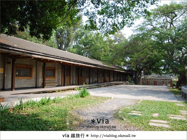 【彰化】彰化藝術高中~教室與森林結合的美麗校區2