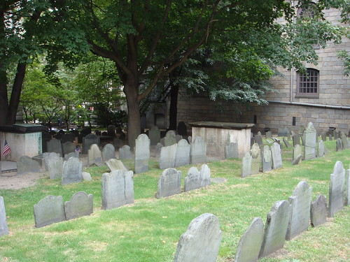 Kings Chapel & Burying Ground