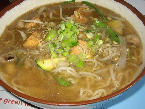 very boring noodles