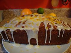 August 1: Citrus Pound Cake