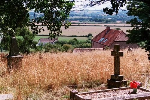 Charlynch Churchyard