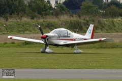 G-GMKE - 258 - Private - Robin HR-200-120B - Duxford - 100905 - Steven Gray - IMG_5852