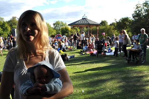 Queen's Park Day 2010