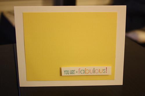 44/365 Card-Making