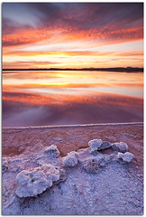 Colours (Antonio Carrillo (Ancalop)) Tags: sea summer sky espaa color art beach nature canon geotagged atardecer coast mar spain europe salt playa salinas tokina alicante filter verano torrevieja cokin nd8 gnd8 sunsetseascape ancalop vacationlight