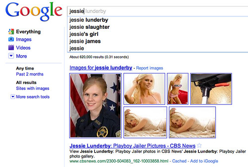 Jessie Lunderby on Google