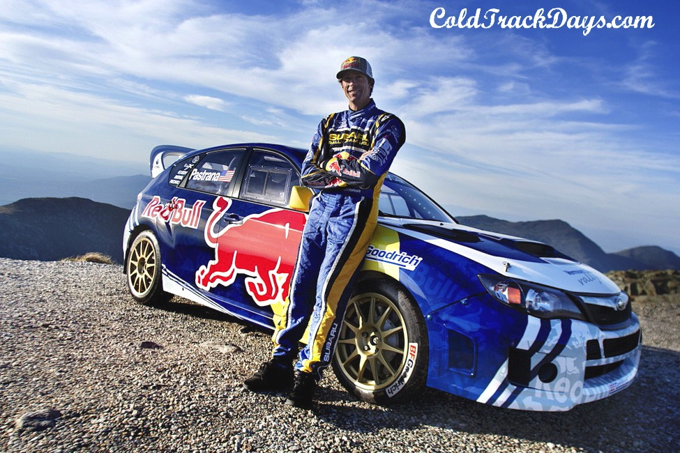 VIDEO // PASTRANA'S RECORD RUN UP MT.WASHINGTON