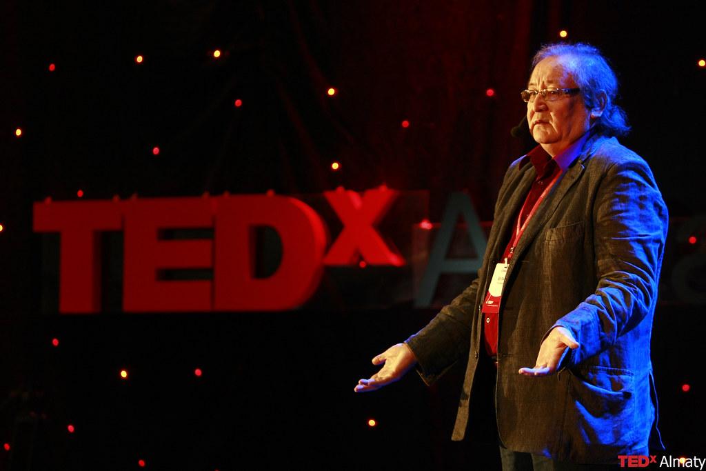 TEDxAlmaty Булат Атабаев