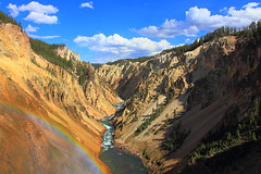 IMG_7504 The Grand Canyon of the Yellowstone, Yellowstone National Park (ThorsHammer94539) Tags: park rain canon is day national yellowstone usm 1585mm ringexcellence dblringexcellence tplringexcellence eltringexcellence