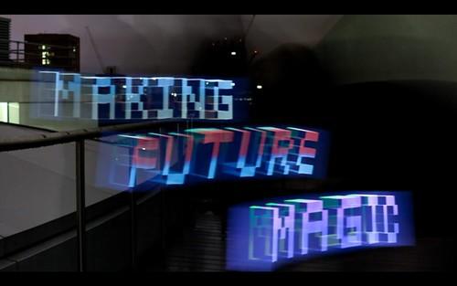 MAKING FUTURE MAGIC