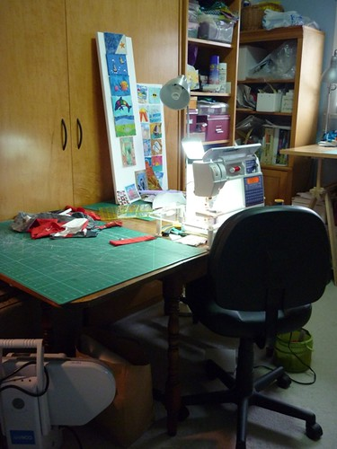 room to sew