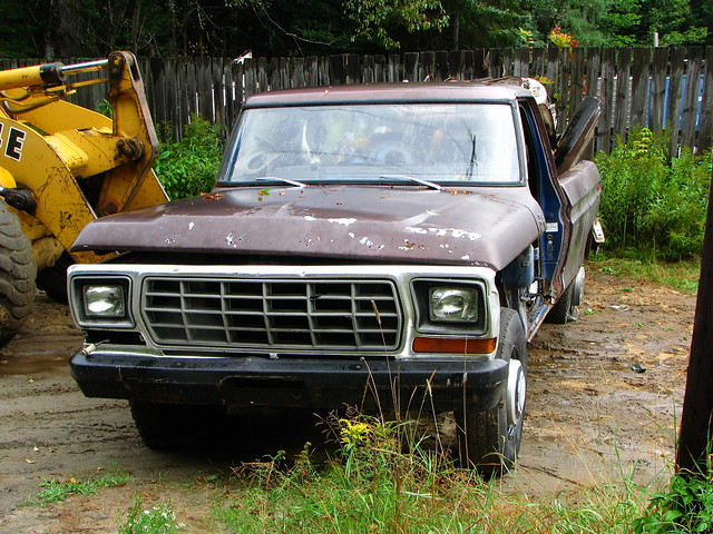old ontario canada classic ford up truck huntsville pickup f150 150 350 f series pick 1979 250 79 f350 f250 fseries