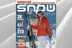 SNOW 36 TIME - VŠE O LYŽAŘSKÉ DOVOLENÉ - ALPY, ČESKO, SLOVENSKO, EXOTIKA + 3X SKIPAS