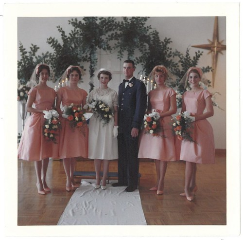 Wedding - June 6, 1962