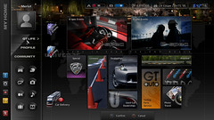 Gran Turismo 5 for PS3: My Home