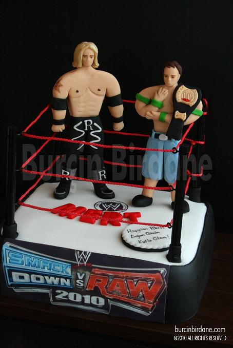 SmackDown Pastasi