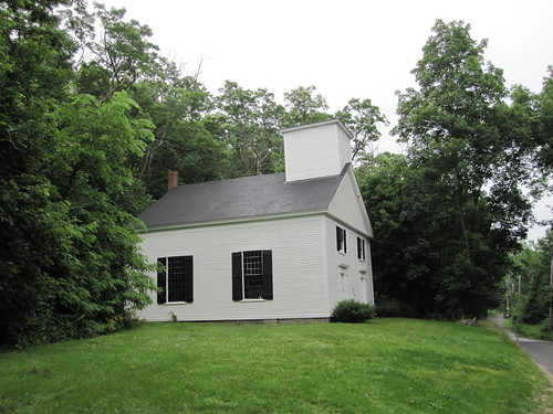 Haverhill's East Parish Meeting House