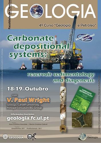 IV Curso Geologia e Petróleo