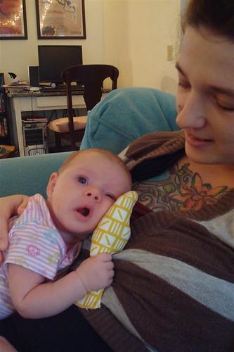 Morgan & Leela