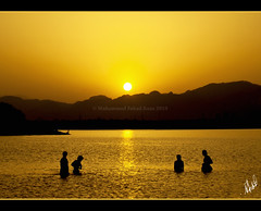 Golden Moments with Friends (Muhammad Fahad Raza) Tags: friends pakistan boy sunset lake reflection silhouette reflections sadness lights golden evening thought dam group young photographers hills hour pakistani ripples watersports departure sorrow goldenhour association islamabad rawalpindi ppa grieve rawallake rawaldam rawal margalahills watergames margala groupoffriends eveninglights boythinking watersilhouette sunsetinislamabad eveningreflections praythatyourlonelinessmayspuryouintofindingsomethingtoliveforgreatenoughtodiefor pakistaniphotographersassociation islamabadreflection lightsinislamabad eveninginislamabad anislamabadevening islamabadatdusk bluehourinislamabad youngboysilhouette goldenhouratrawaldam goldenhouratislamabad rawaldamsilhouette enjoyingsummers