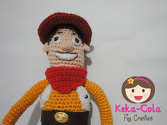 Toy Story Knitting Patterns Woody : The Worlds Best Photos by Keka-Cola - Flickr Hive Mind