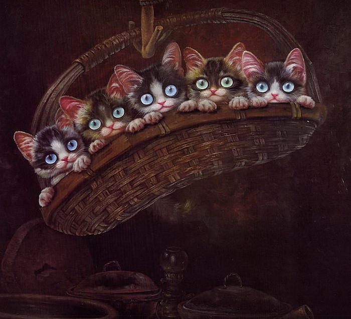 Кому котов?