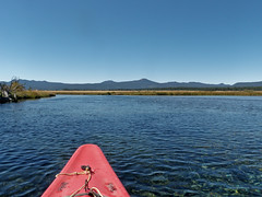 Kayaking - Wood River (ex_magician) Tags: pictures statepark oregon photo kayak image photos picture troy olympus adobe kayaking stylus sprint santi tough margo 6000 kimballpark underwatercamera lightroom moik necky woodriver adobelightroom klamathcounty chiloquin toughcamera jacksonfkimballstaterecreationsite